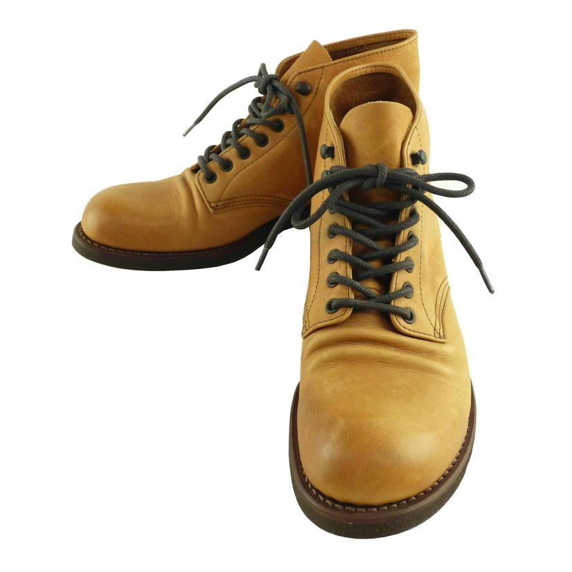 【Bランク】【約25.5cm】 MR.OLIVE ミスターオリーブ 7HOLE HUNTING BOOTS 7ホール ハンティング ブーツ 型番:ME-521 【メンズ】【ブーツ】【中古】【64】