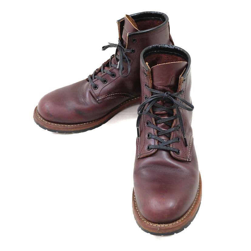 【Bランク】【約27cm】 RED WING レッドウィング ベックマン ラウンドブーツ 型番:9011 【メンズ】【ブーツ】【中古】【71】