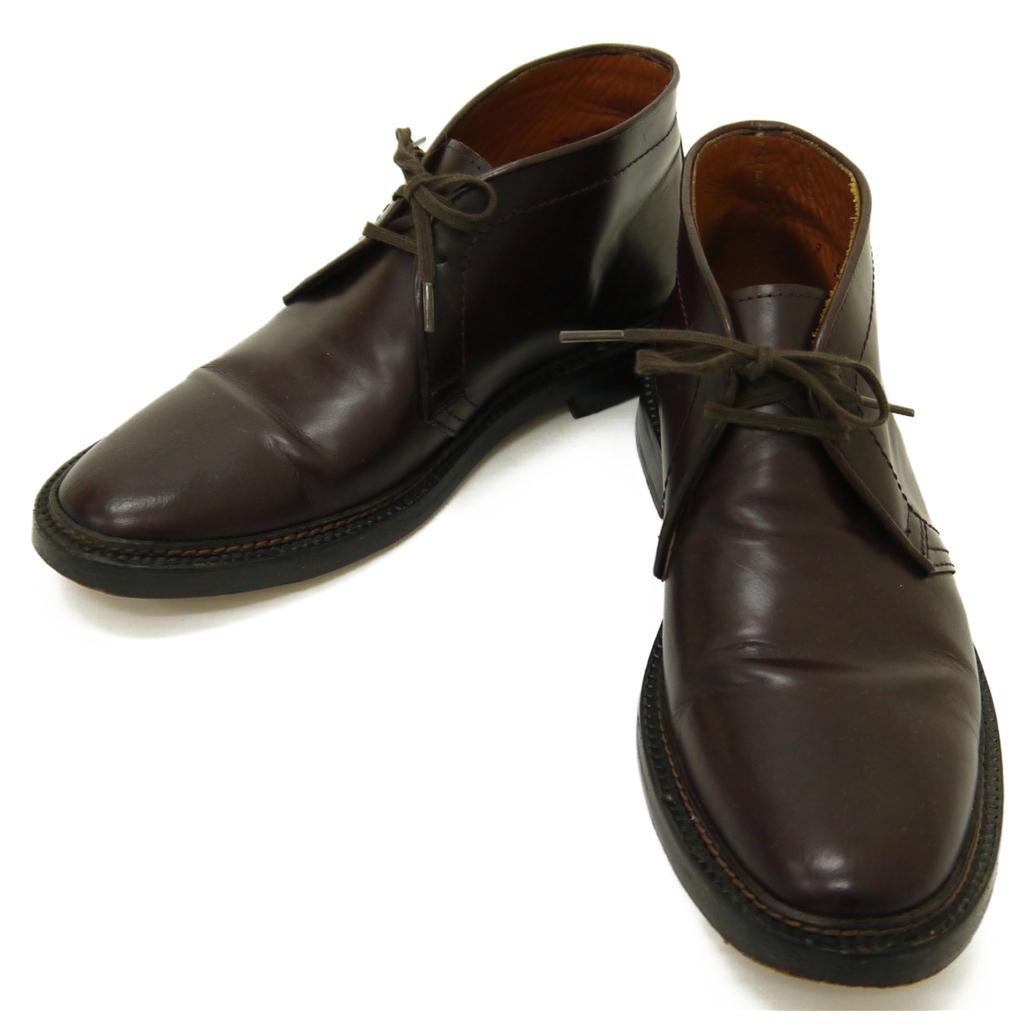 38816771-2103E-9264880199433 BCランク 約27.5cm The DUFFER 贈り物 of St.GEORGE 中古 誕生日 お祝い ザダファーオブセントジョージ ブーツ 88 チャッカブーツ メンズ