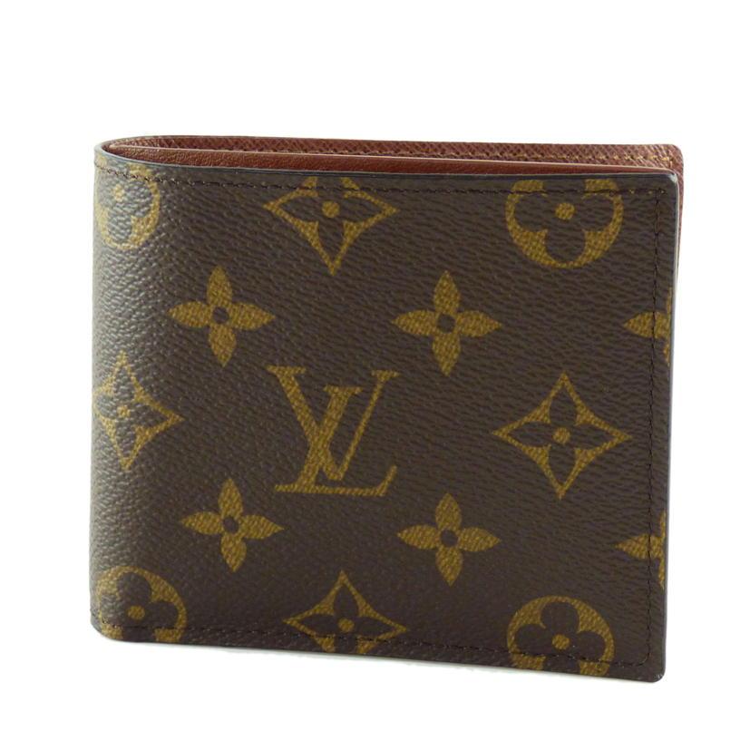期間限定特価品 26417168-25L4P-9264640740790 LOUIS VUITTON ルイ ヴィトン 低価格 ポルトフォイユ マルコNM M62288 64 SAランク 小物 財布 CA2 中古