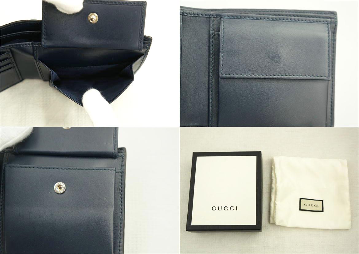 new product 4d76b c5a9d 激安セール】 【新品同様】【SAランク】 GUCCI グッチ ...