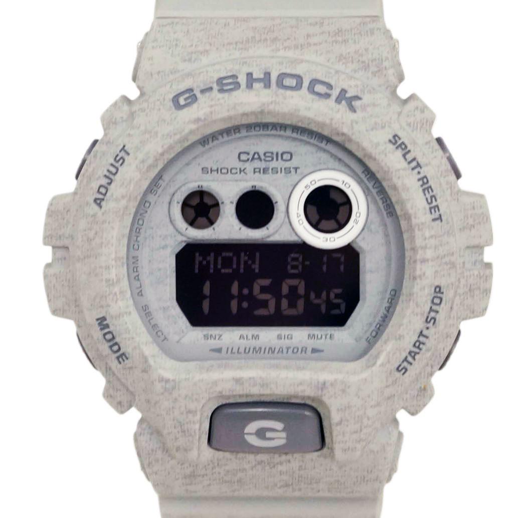 □】【腕時計】【中古】【Aランク】【67】 GD-X6900HT カシオ 【美品】CASIO デジタル文字盤 G-SHOCK クオーツ/電池式 【安心の6ヶ月保証】【メンズ Ref. ヘザード・カラー・シリーズ