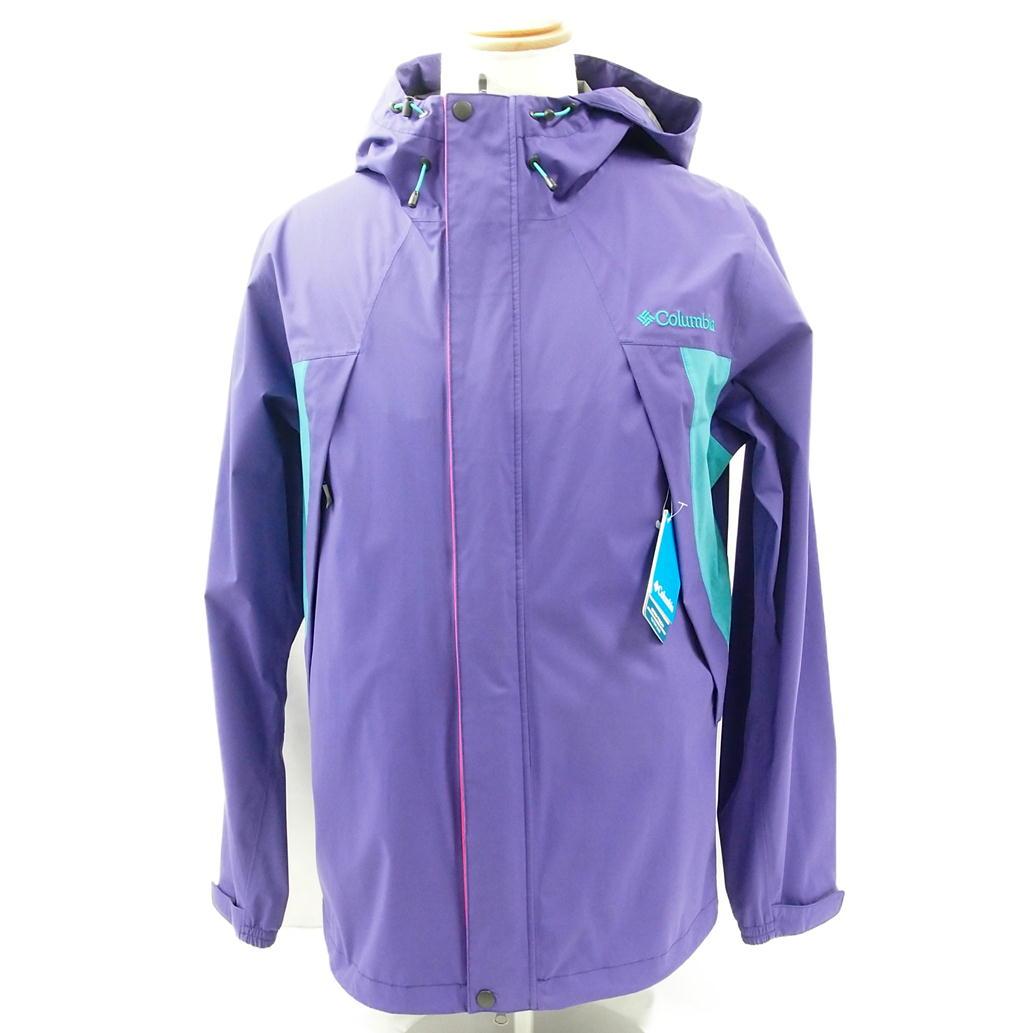 【ABランク】【サイズ:L】Columbia コロンビアザ スロープ ジャケット【PM3387】【アウトドア/ハイキング】【メンズ】【アウター】【中古】【86】