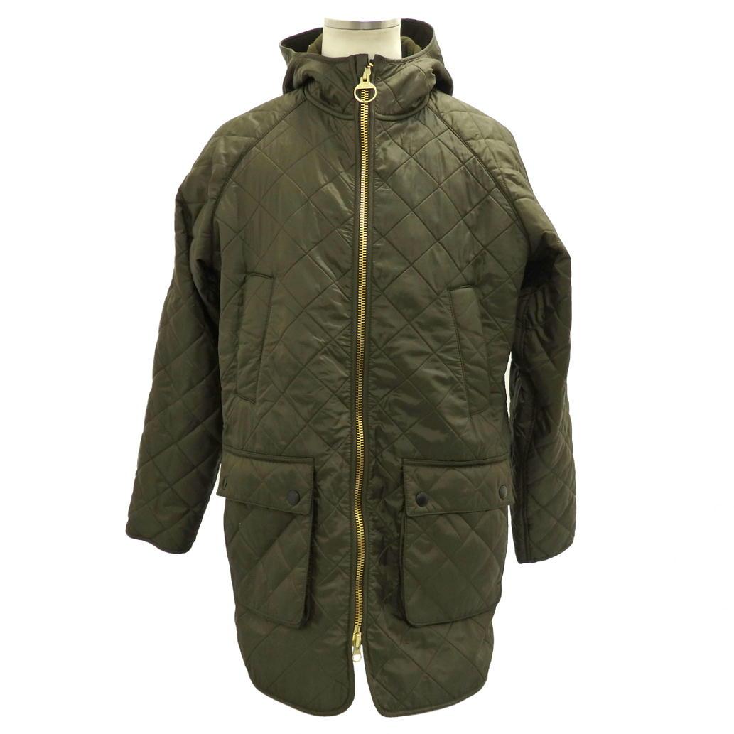 【Bランク】【サイズ:42】Barbour バブアーキルティングジャケット コート【1702212】【メンズ】【アウター】【中古】【87】