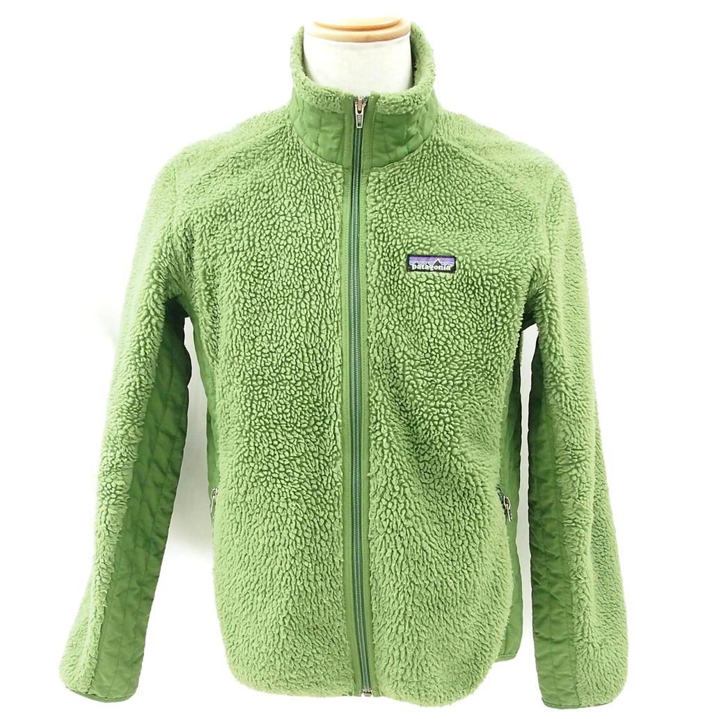 【Bランク】【サイズ:L】patagonia パタゴニアWOMEN'S レトロX ジャケット フリース【アウトドア/ハイキング】【メンズ】【アウター】【中古】【86】