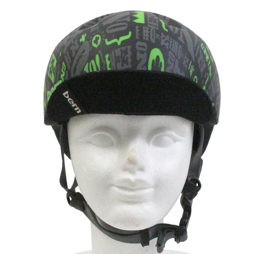 アイテム勢ぞろい 37207570-1004R-9200102006301 bern バーン NINO ジュニアヘルメットBE-V JBMMV-11 自転車 ABランク 中古 奉呈 72 クリーニング済