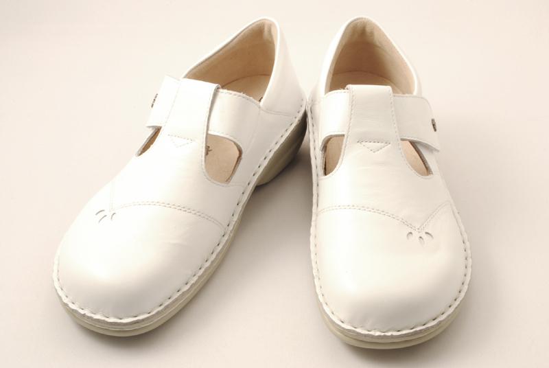 Finn Comfort フィンコンフォート 靴 レディース ナーシュシューズ 2054 NASHVILLE 白 送料無料【smtb-KD】fsp2124