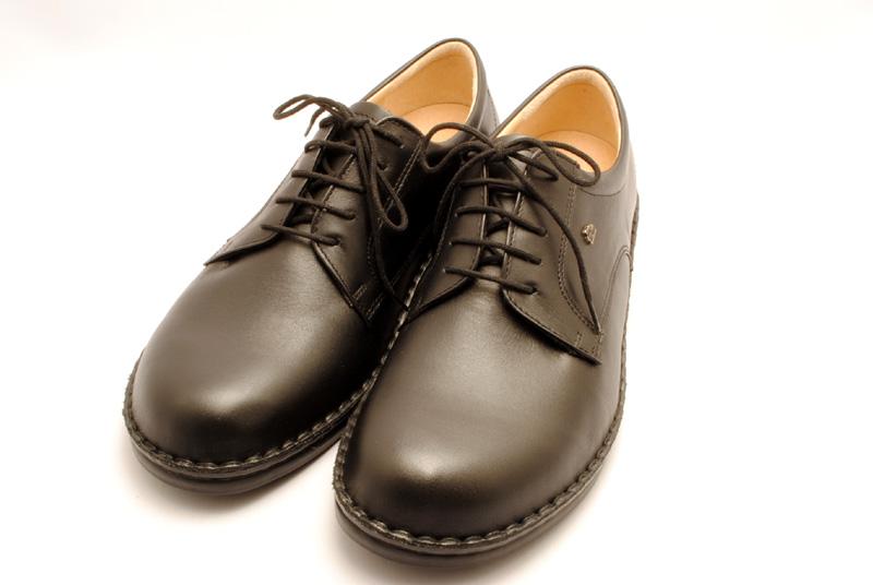 [送料無料] どこまでも歩ける快適なビジネスコンフォートシューズ finncomfort(フィンコンフォート) 1201 クロ【smtb-KD】【2sp_120314_b】
