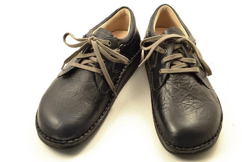 [送料無料] フィンコンフォートの代表的なモデル 丈夫でしっかりと足をサポートする靴がおすすめです。finncomfort(フィンコンフォート) 1000 VASSA(バーサ) 限定色 ダークネイビー【smtb-KD】