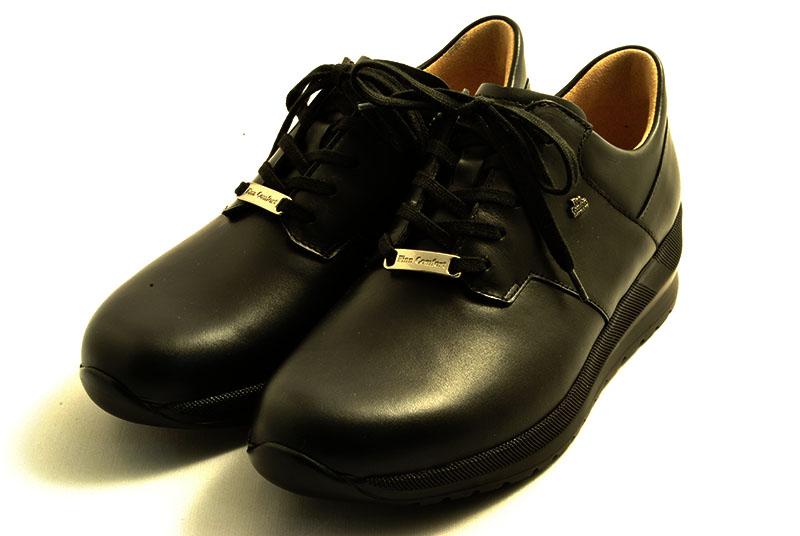 finncomfort フィンコンフォート 3611 AVIO ブラック made in Germany ドイツ製コンフォートシューズ 扁平足 外反母趾対応靴 スニーカー