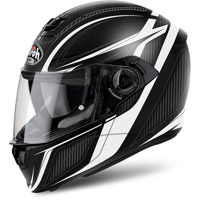 Airoh ☆正規品新品未使用品 STORM SHARPEN 直営店 STSH38 Integral Helmet
