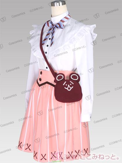 A3瑠璃川幸コスプレ衣装ここみねっと製ハロウィン仮装コスチューム文化祭イベント服