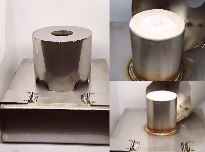 【とんぼ玉】 灯油バーナー ガスボンベが用意できない方向け オール電化の方向け ガラス細工 トンボ玉 DIY