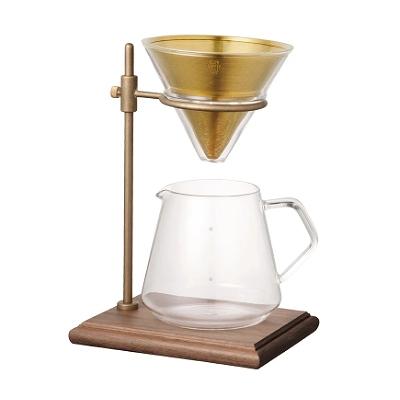 KINTO ブリュワースタンドセット 4cups 27591 - スタンド フィルター ブリュワー サーバー ホルダー - SLOW COFFEE STYLE SPECIALTY