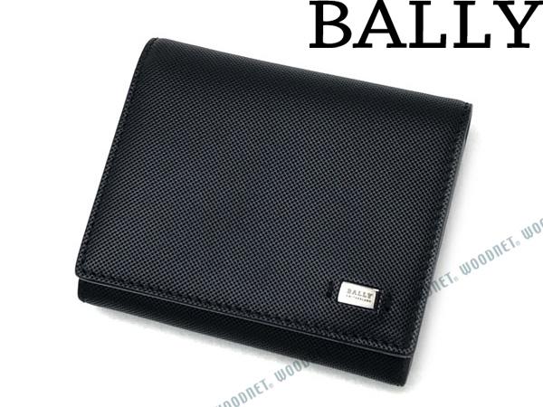 BALLY バリー コインケース 小銭入れ レザー ブラック MINS-10 ブランド/メンズ/男性用
