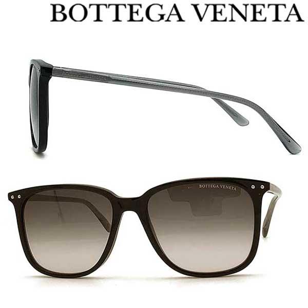 BOTTEGA VENETA サングラス UVカット ボッテガヴェネタ メンズ&レディース グラデーションブラック BTV-0191S-001 ブランド