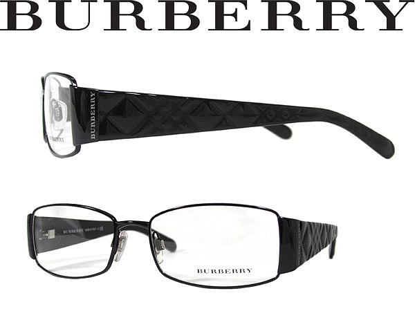 450bb5797899 woodnet  Burberry glasses BURBERRY eyeglasses frame glasses black ...