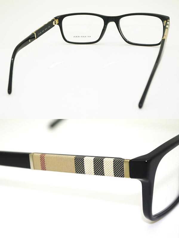 ccbb0aa103c BURBERRY Burberry glasses black eyeglass frames eyeglasses 0BE-2162-3001  branded mens   ladies   men for   woman sex for and once with ITA reading  glasses ...