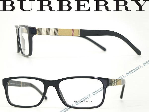 b67fb9bc3e4 BURBERRY Burberry glasses black eyeglass frames eyeglasses 0BE-2162-3001  branded mens   ladies   men for   woman sex for and once with ITA reading  glasses ...