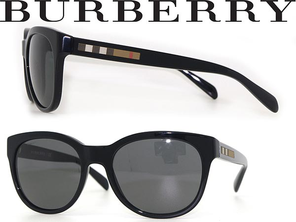 affc7946f295 Burberry sunglasses black BURBERRY 0BE-4132-3001-87 branded mens  amp   ladies   men for  amp  woman sex for and ultraviolet UV kathrens   drive    fishing ...