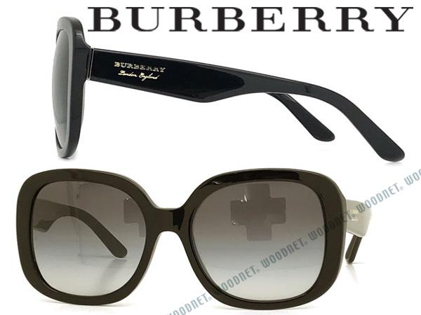 BURBERRY サングラス バーバリー メンズ レディース グラデーションブラック 0BE-4259F-3001-8G ブランド