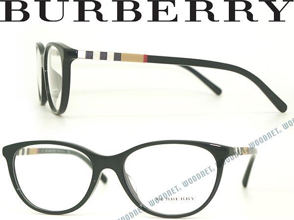 供供眼鏡BURBERRY博柏利眼鏡架子眼鏡黑色BU-2205F-3001名牌/人&女士/男性使用的&女性使用的/度從屬于的伊達、老花眼鏡、彩色·個人電腦事情PC眼鏡透鏡交換對應/透鏡交換是6,800日圆~