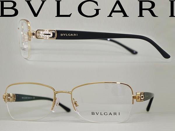 woodnet | Rakuten Global Market: Bvlgari glasses gold x black nylon ...
