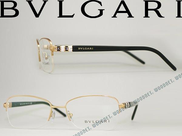 woodnet | Rakuten Global Market: BVLGARI Bulgari gold eyeglass ...