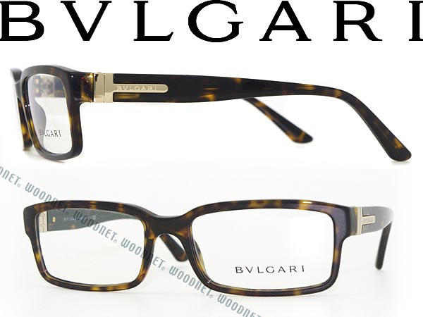 37601259cd BVLGARI glasses tortoiseshell Brown Bvlgari glasses frame eyeglasses glasses  0BV-3014-504 WN 0014 branded mens  amp  ladies   men for  amp  woman sex for  ...