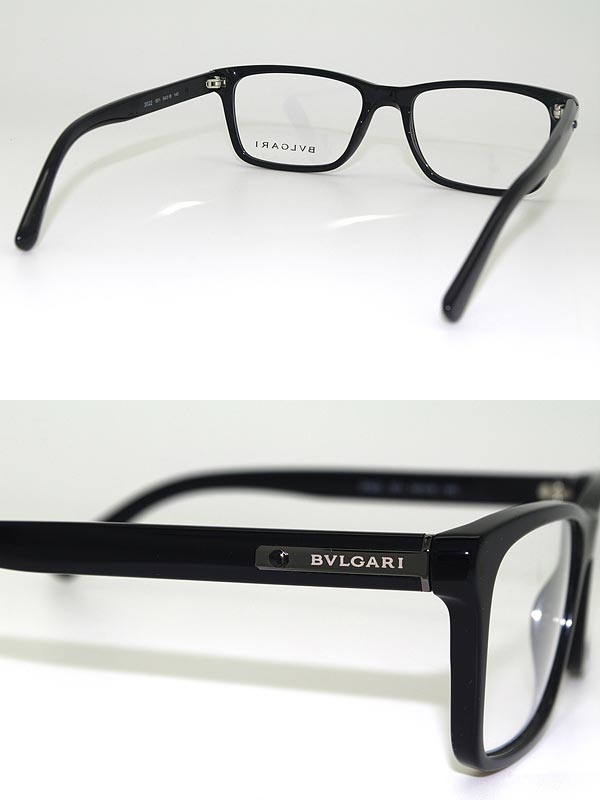cee59d61347 Glasses Bvlgari black BVLGARI glasses frames glasses 0BV-3022-501 WN 0008  branded mens  amp  ladies   men for  amp  woman sex for and once with ITA  reading ...