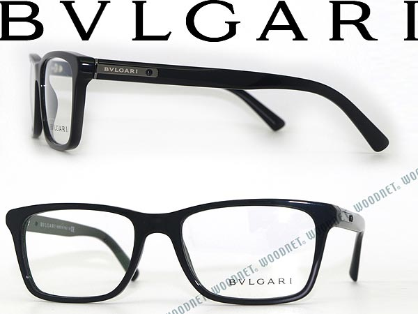 33e48a09a1e Glasses Bvlgari black BVLGARI glasses frames glasses 0BV-3022-501 WN 0008  branded mens  amp  ladies   men for  amp  woman sex for and once with ITA  reading ...