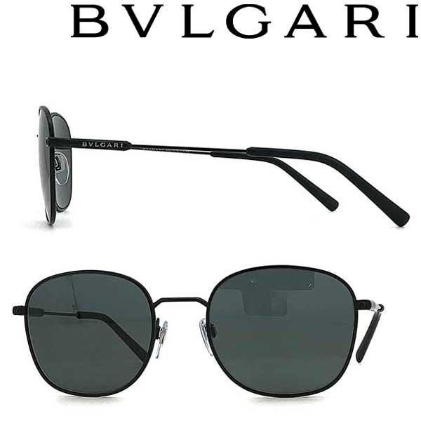 BVLGARI サングラス ブルガリ メンズ&レディース ブラック 0BV-5049-128-87 ブランド