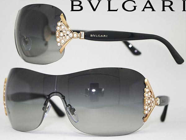 ブルガリ サングラス BVLGARI グラデーションブラック 一枚レンズ 0BV-6061B-376-8G ブランド/メンズ&レディース/男性用&女性用/紫外線UVカットレンズ/ドライブ/釣り/アウトドア/おしゃれ