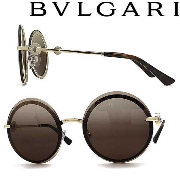 BVLGARI サングラス ブルガリ メンズ&レディース グラデーションブラウン 0BV-6149B-278-13 ブランド