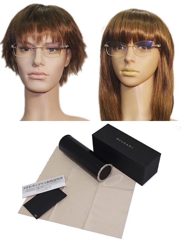 供供沒有BVLGARI寶格麗眼鏡架子眼鏡香檳黄金緣的眼鏡BV2184B-278名牌/人&女士/男性使用的&女性使用的/度從屬于的伊達、老花眼鏡、彩色·個人電腦事情PC眼鏡透鏡交換對應