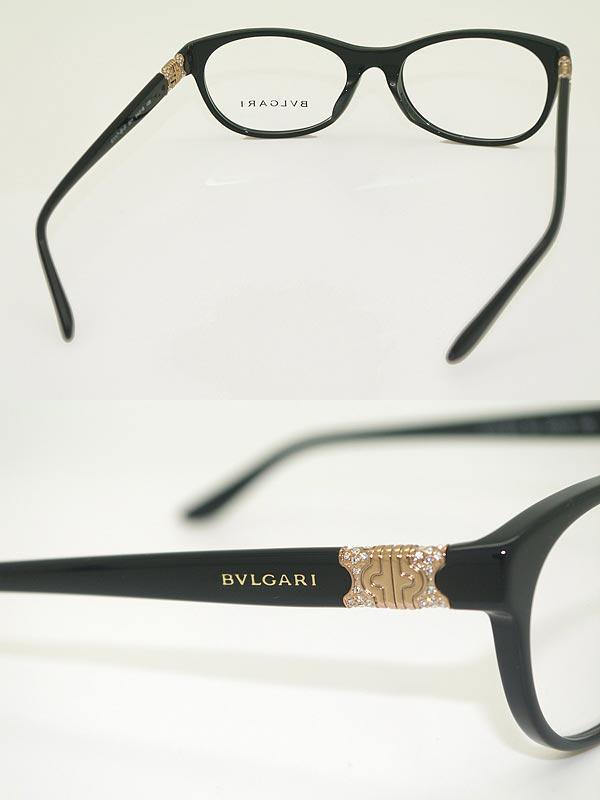 woodnet | Rakuten Global Market: BVLGARI Bvlgari glasses frame ...
