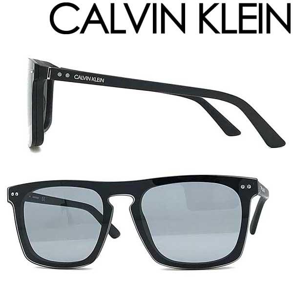 CALVIN KLEIN サングラス カルバンクライン メンズ&レディース ブラック CK19501-S-070 ブランド