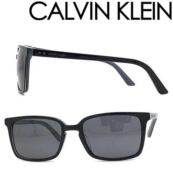 CALVIN KLEIN サングラス カルバンクライン メンズ&レディース ブラック CK19504-S-032 ブランド