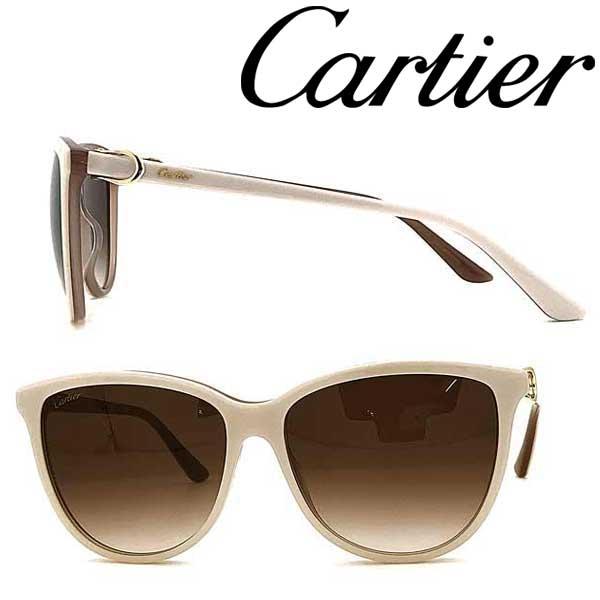 Cartier サングラス カルティエ メンズ&レディース グラデーションブラウン CT-0186S-004 ブランド