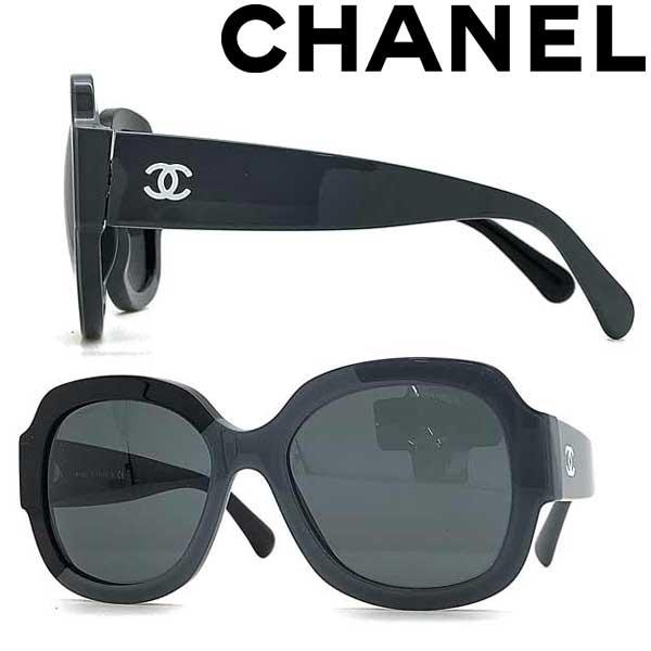 CHANEL サングラス シャネル レディース ブラック 0CH-5373-1664S4 ブランド