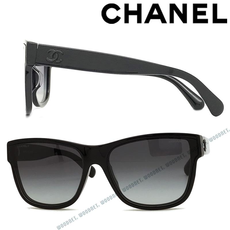 CHANEL サングラス シャネル メンズ&レディース グラデーションブラック 0CH-5386A-C501S6 ブランド
