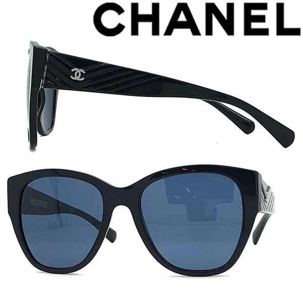 CHANEL サングラス UVカット シャネル レディース ブルー 0CH-5412-14628O ブランド