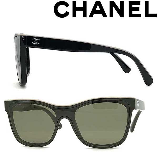 CHANEL サングラス シャネル レディース ブラック 0CH-5418-C534-3 ブランド