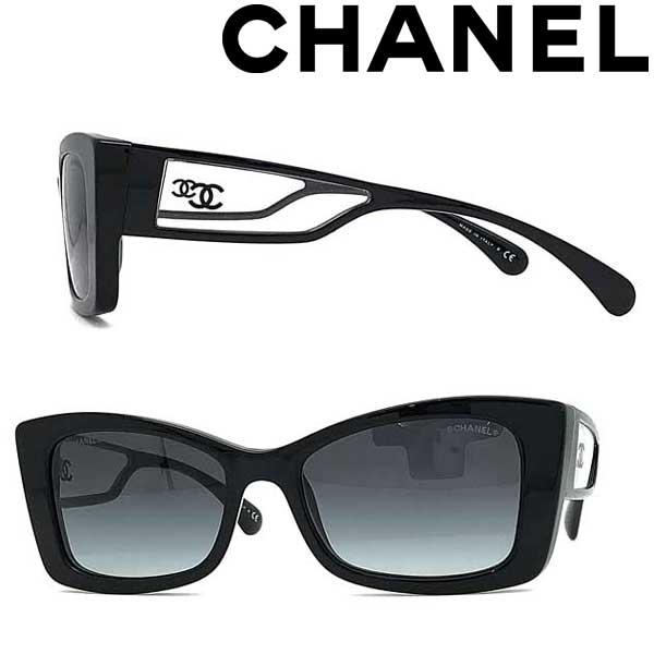 CHANEL サングラス シャネル レディース グラデーションブラック 0CH-5430-C501S6 ブランド