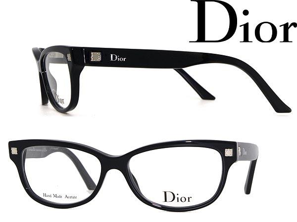 woodnet | Rakuten Global Market: Christian Dior glasses black ...