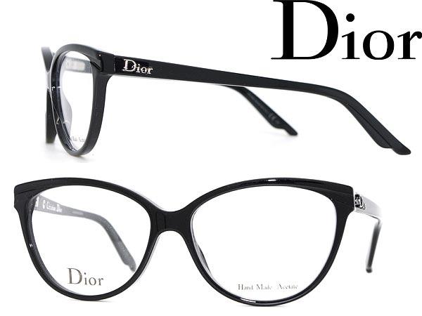 woodnet | Rakuten Global Market: Glasses Christian Dior black ...
