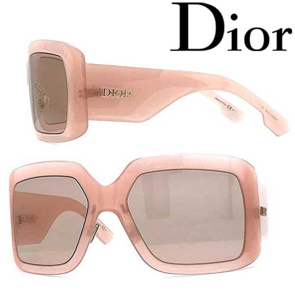 Christian Dior サングラス UVカット クリスチャンディオール ピンク DIORSOLIGHT2-FWM-HO ブランド