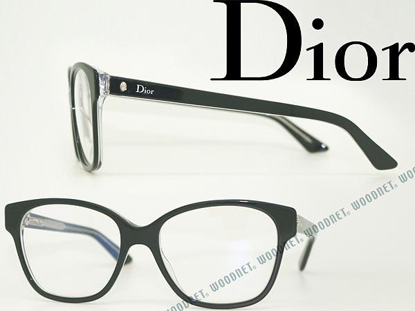 4901c04e7f Christian Dior Christian Dior CD eyeglass frame black x branded mens    ladies   men CRD-MONTAIGNE8-G99 eyeglasses glasses clear for   girls of for    degrees ...