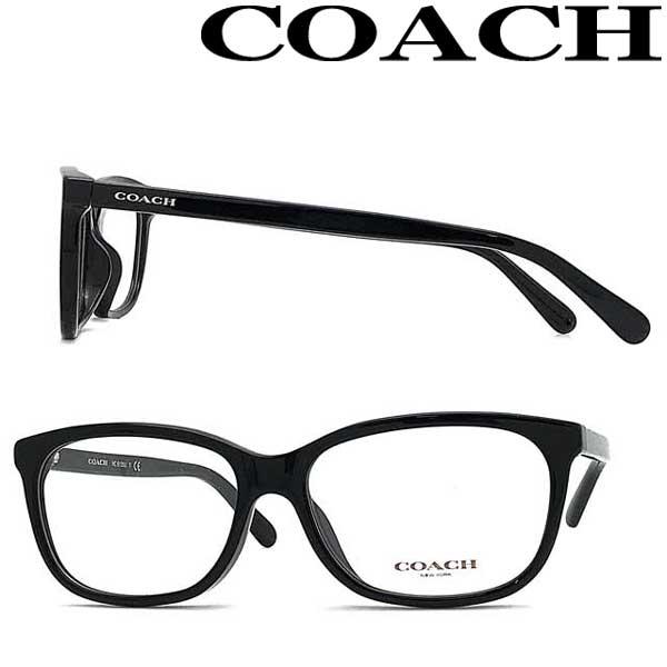 COACH メガネフレーム コーチ メンズ&レディース ブラック 眼鏡 HC6139U-5002 ブランド