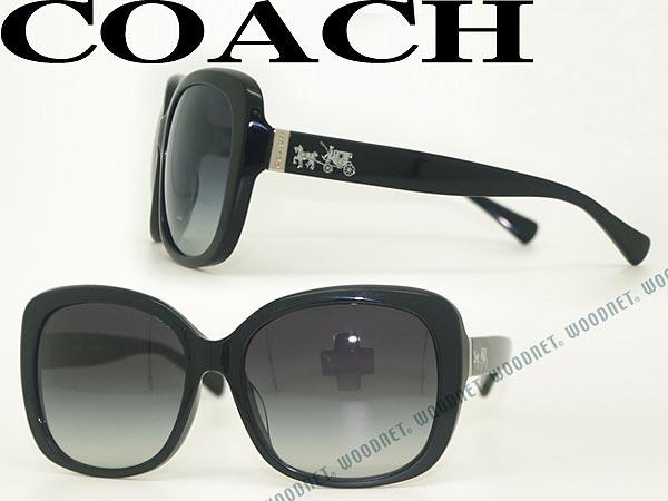COACH サングラス コーチ グラデーションブラック HC8158F-500211 ブランド/メンズ&レディース/男性用&女性用